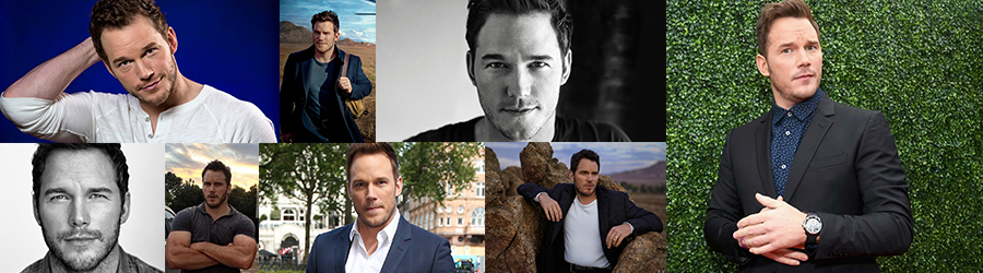Collage Chris Pratt